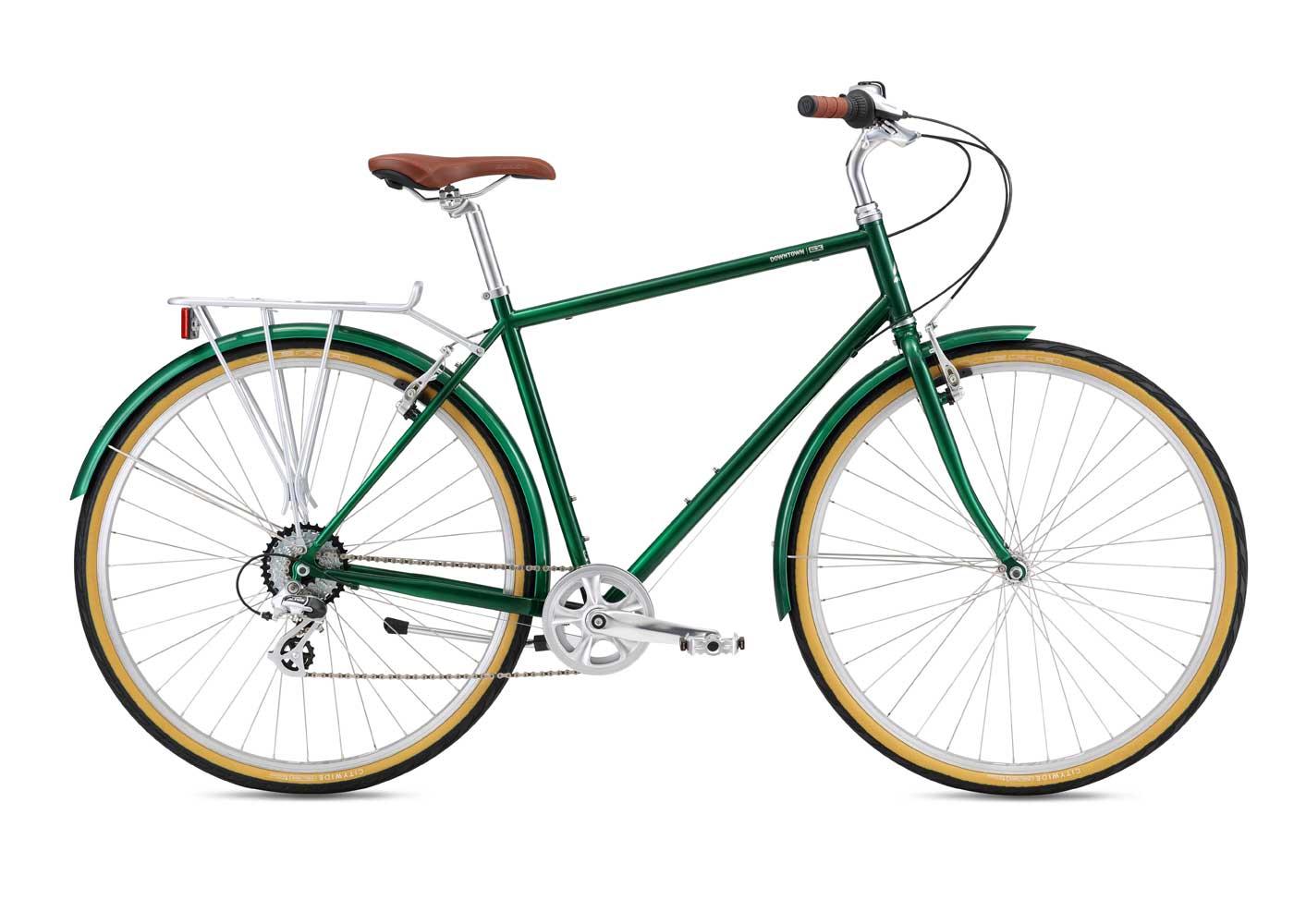 Breezer/Downtown - Ein super Autoersatz für alle Stadtradler.