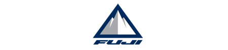 fuji logo blue
