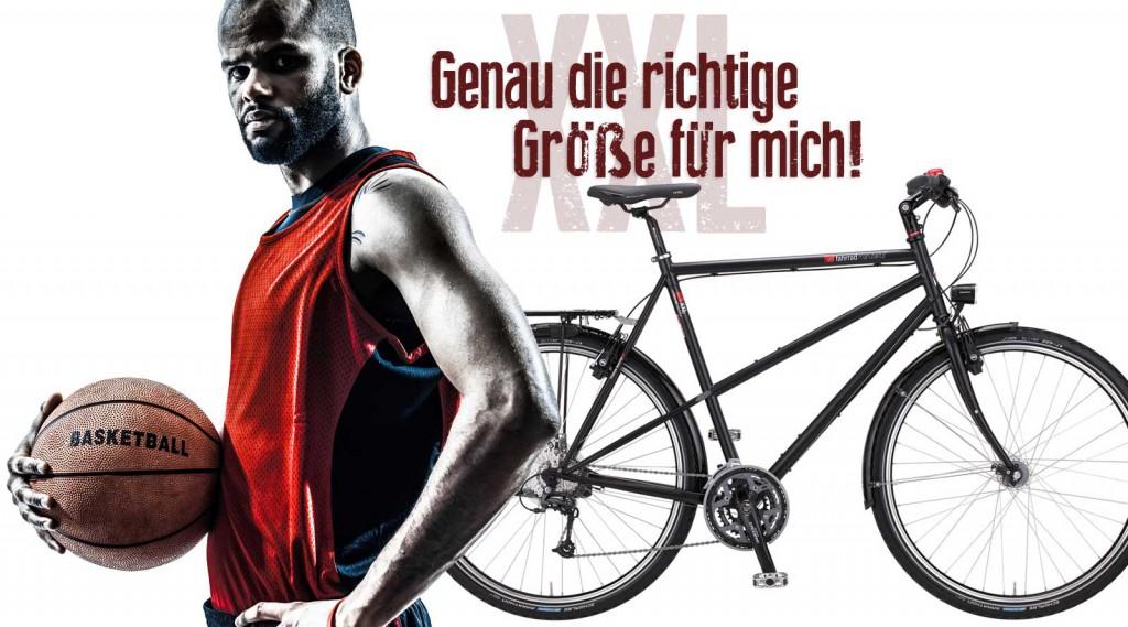 Ein starkes Fahrrad für die ganz Großen.